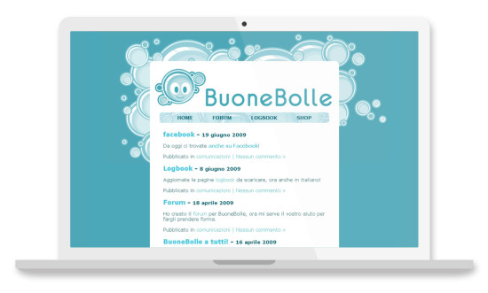 Website Buonebolle